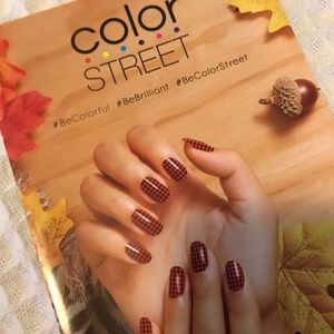 Accessories - Color Street 100% real nail polish strips!!!